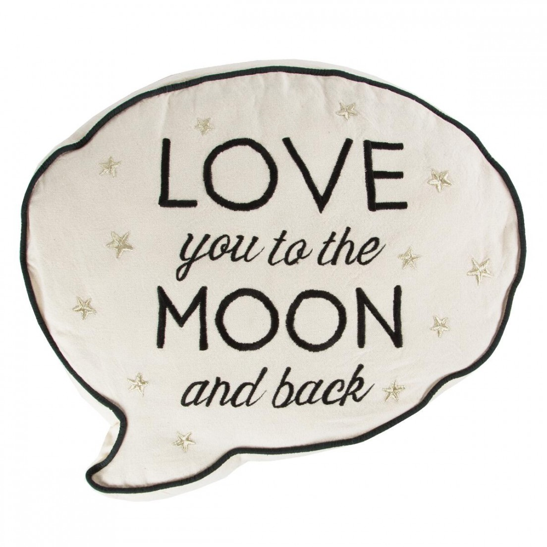 Kussen Love You To The Moon And Back Cadeautjesnl