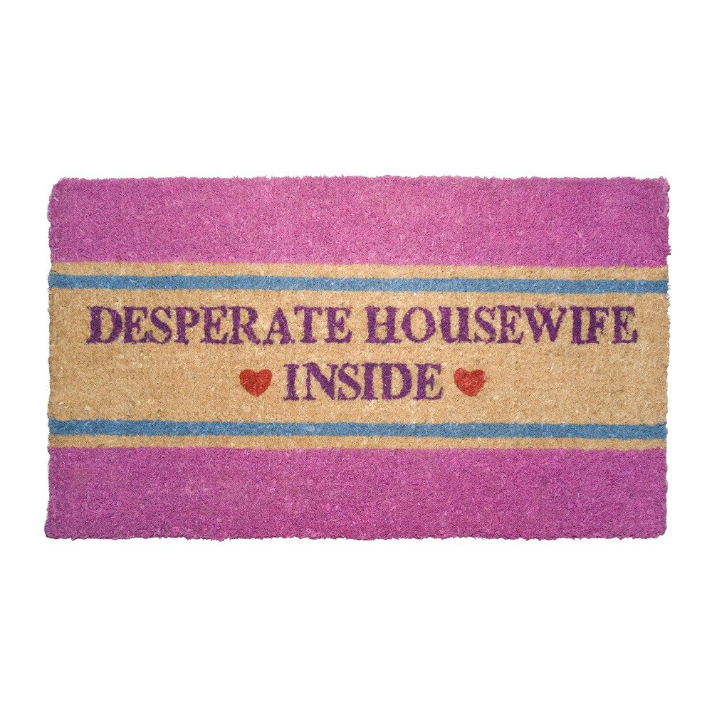 "Deurmat ""Desperate Housewife"""