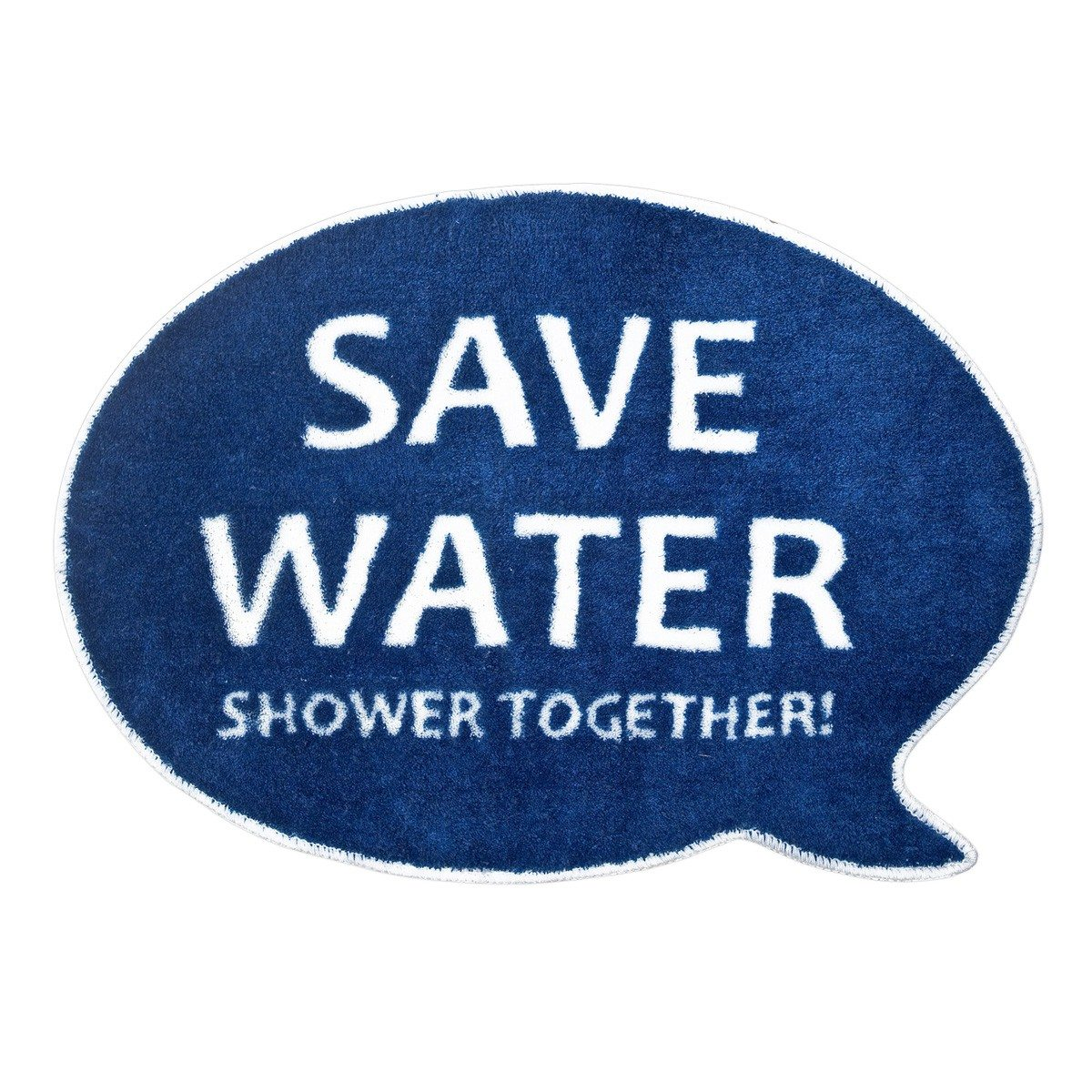 Douchemat: ''Save Water Shower Together!''