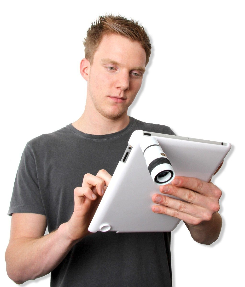 Eye Scope – objectief voor iPad2