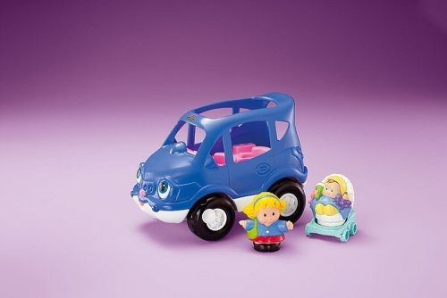 Little Movers - blauw