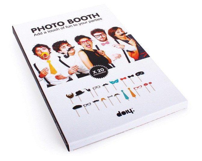 Photo Booth – rekwisieten voor foto's