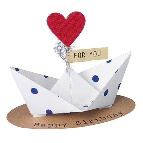 Cadeauboot ''Happy Birthday!''