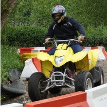 Arrangement Quad training - Almere