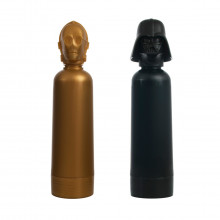 "Drinkfles ""Star Wars""- Darth Vader of C-3PO"