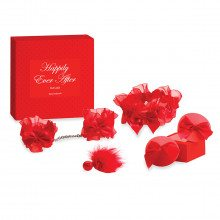HAPPILY EVER AFTER - set van de sensuele hartstocht