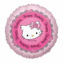 "Heliumballon ""Happy Birthday"" (Charmmy Kitty)"