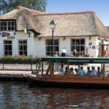 High tea en rondvaart - Giethoorn