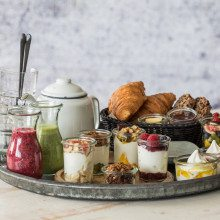 High Tea voor 2 in Den Bosch