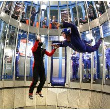 Indoor skydive 3, 4, 5 of 6 sessies