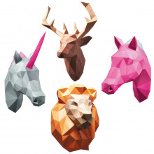 PaperShape: knutselset 3D-origami