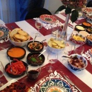 Workshop Tapas, Anti-Pasti & Mezzes maken